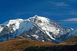 Mont Blanc, 4.810m