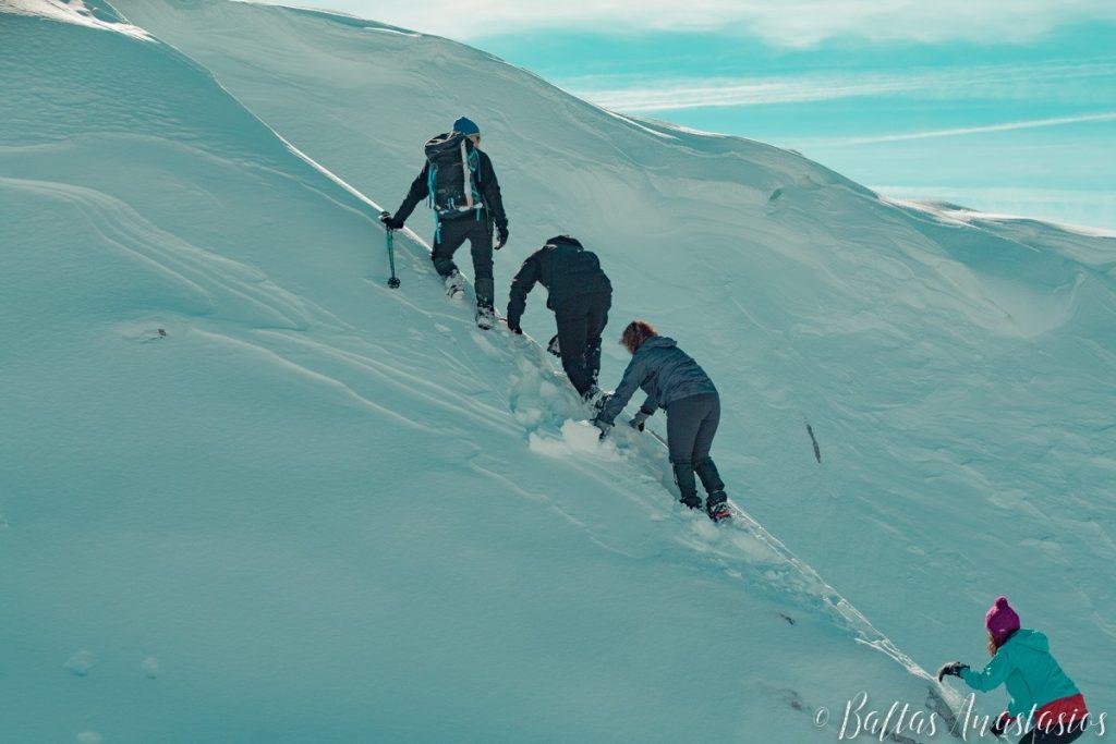 Σχολή Ορειβασίας Αρχαρίων 2017