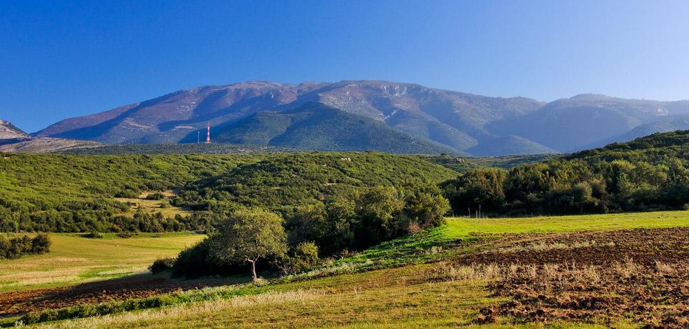 Ορεινός όγκος Πάικου (φωτογραφία Natura Graeca)