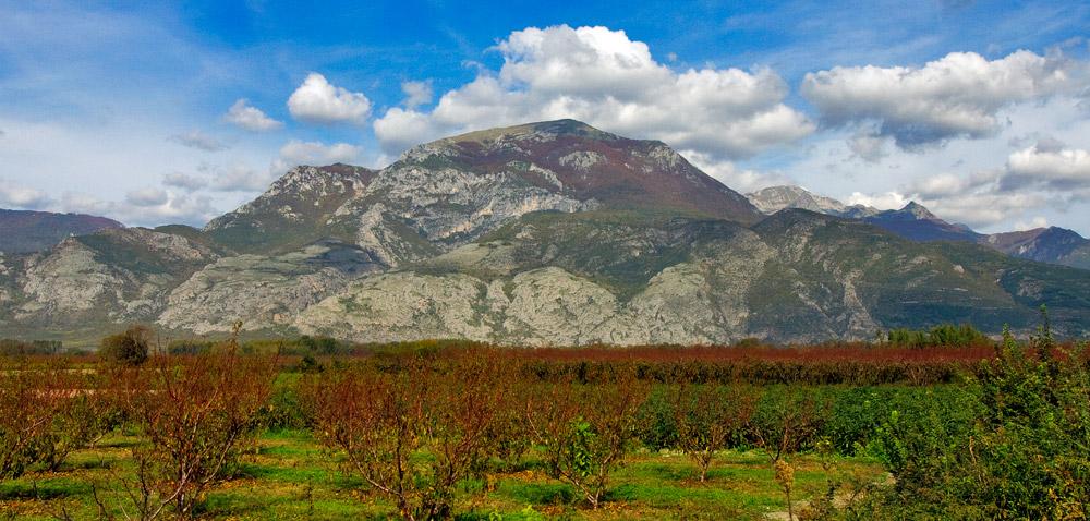 Ορεινός όγκος Πινόβου (φωτογραφία Natura Graeca)